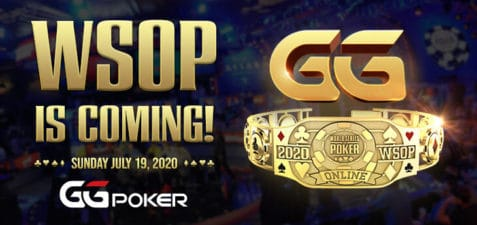 GGPoker Launches WSOP Bracelet Events