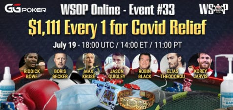 WSOP Charity blog banner