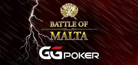 GGPoker Battle of Malta blog banner